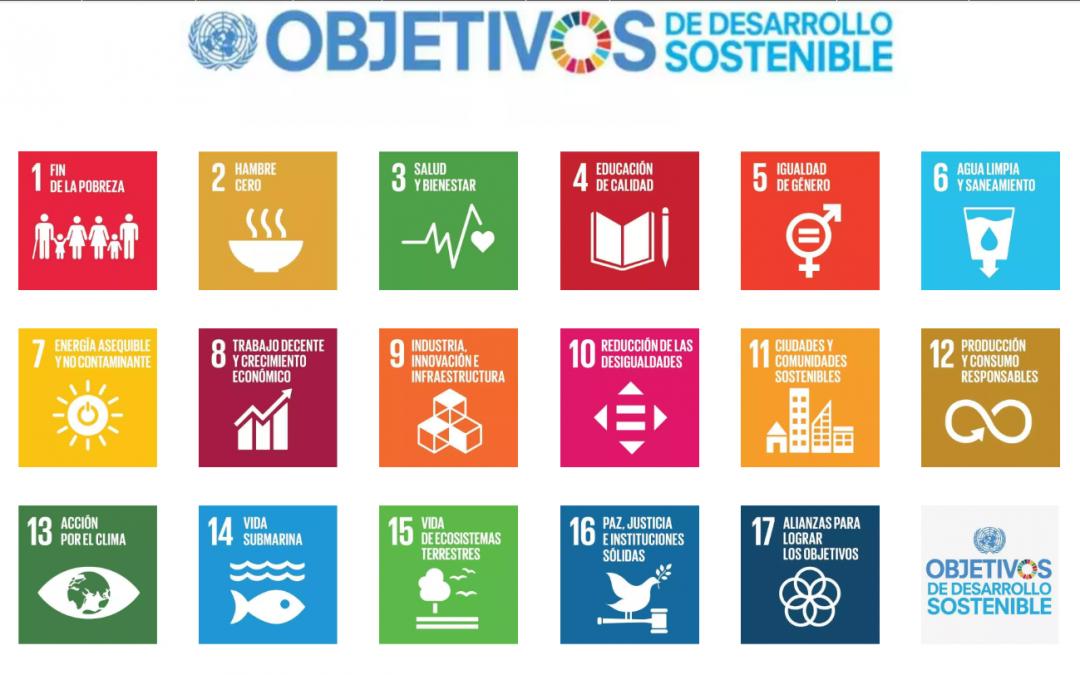 Los Objetivos de Desarrollo Sostenible necesitan mapas – ODS -Maps #socialgeomap