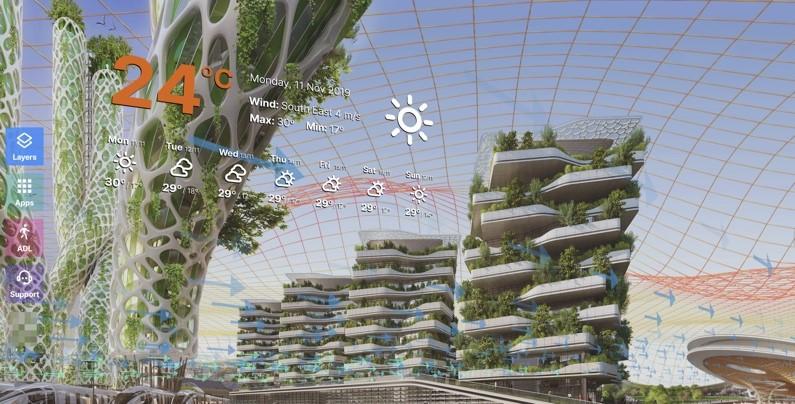 Spatial computing y los nuevos dispositivos de realidad aumentada y realidad mixta, diseñando con hologramas los nuevos interfaces para ciudadanos